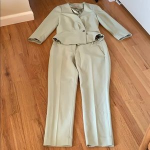 Mint Green Suit- The Limited Scandal Collection